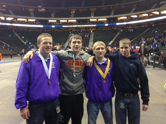 Goodhue's 2013 State Participants