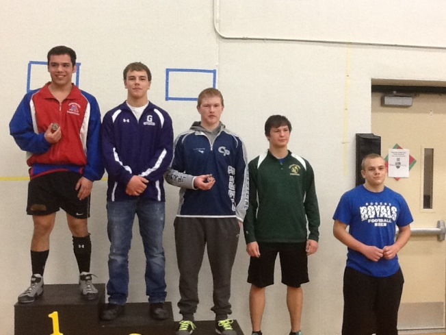 C Dahling 2nd Place