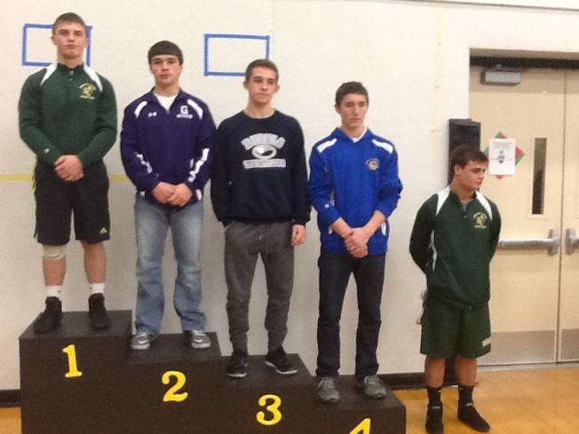 Logan Breuer 2nd Place