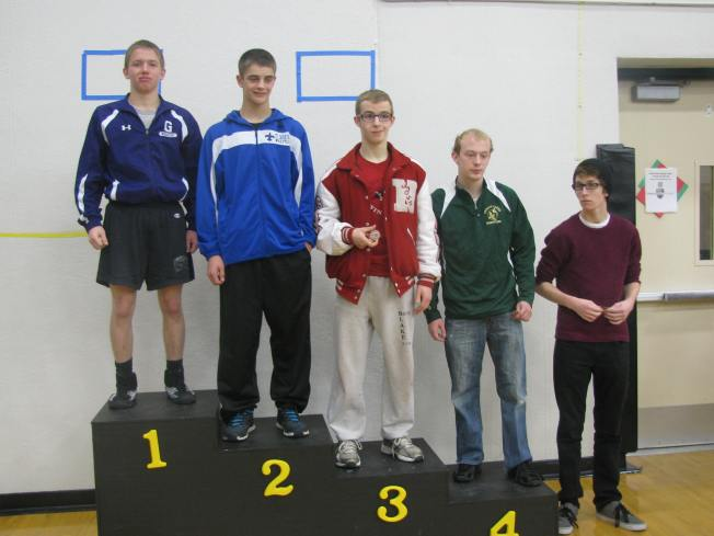 Mason Huemann 1st Place