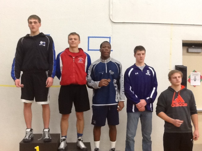 R Schoenfelder 4th Place