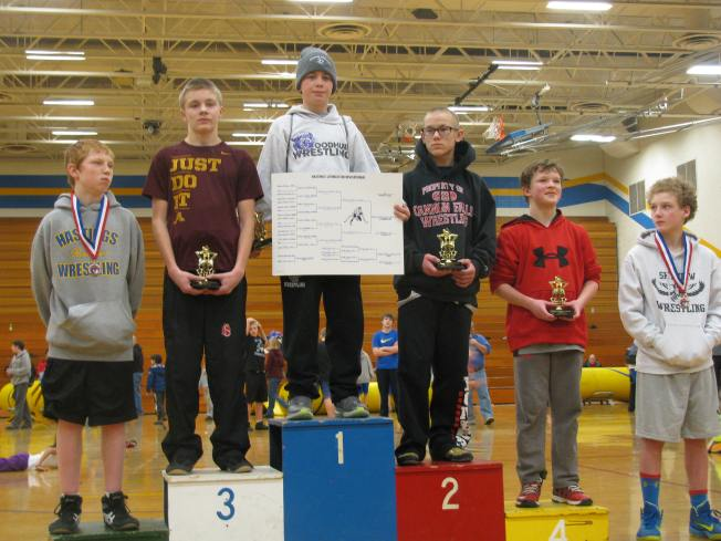 Baxter OReilly Hastings 1st Place