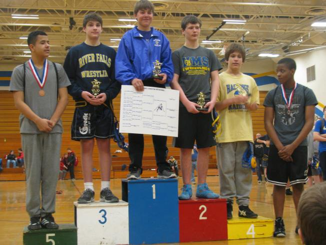 Kodee OReilly Hastings 1st Place